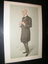 Vanity Fair Print 1904 Richard Douglas Powell, Doctor