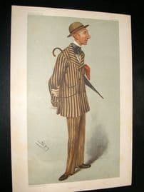 Vanity Fair Print 1904 Stewart Sterling