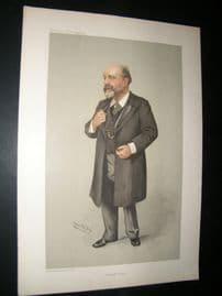 Vanity Fair Print 1905 Anderson Critchett, Doctor.