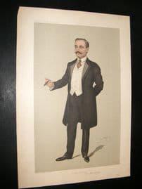 Vanity Fair Print 1905 Count Albert Mensdorff