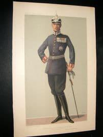 Vanity Fair Print 1905 Crown Prince of Germany