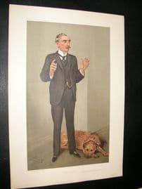 Vanity Fair Print 1905 Edward Richard Henry