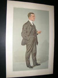 Vanity Fair Print 1905 Finlay Peter Dunne, Literary