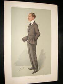 Vanity Fair Print 1905 G. Marconi, Explorer