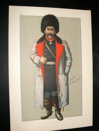Vanity Fair Print 1905 Gen. Kuropatkin
