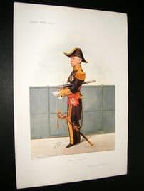 Vanity Fair Print 1906 Admiral Sir Compto Domvile