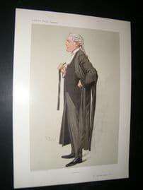 Vanity Fair Print 1906 John Eldon Bankes, Legal