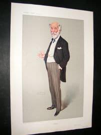 Vanity Fair Print 1906 Lord Joicey