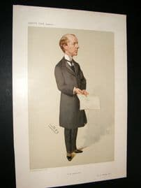 Vanity Fair Print 1906 Reginald McKenna, Police