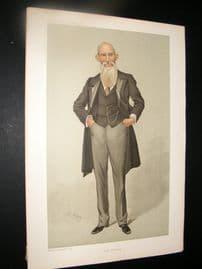 Vanity Fair Print 1906 S. K. Hocking