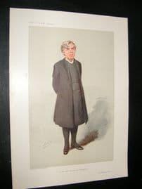 Vanity Fair Print 1906 The Bishop of Ripon