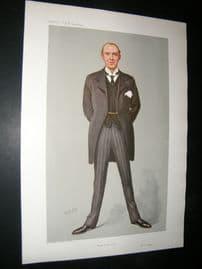 Vanity Fair Print 1907 Alfred Fripp, Doctor.