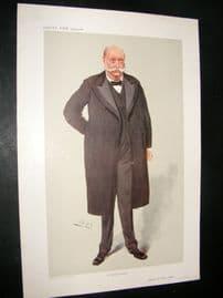 Vanity Fair Print 1907 Gen. Sir William Butler