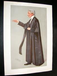 Vanity Fair Print 1908 JFP Rawlinson, Sports, Football