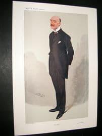 Vanity Fair Print 1908 Lord Armstrong