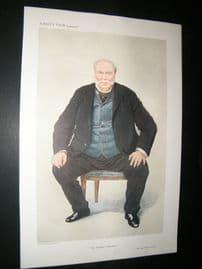 Vanity Fair Print 1909 John Murray Scott, Artist