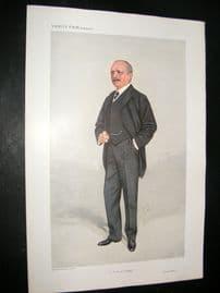 Vanity Fair Print 1910 Archer Baker