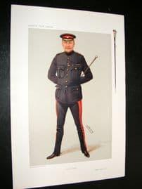 Vanity Fair Print 1910 Col. Thomas Calley
