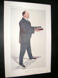Vanity Fair Print 1910 Marshall Stephens