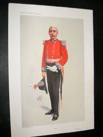 Vanity Fair Print 1910 Sir Jospeh Lyons