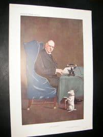 Vanity Fair Print 1910 Stephen Coleridge, Doctor