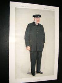 Vanity Fair Print 1911 Lord Ellenborough