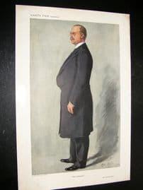 Vanity Fair Print 1911 O. Stoll, Theatre