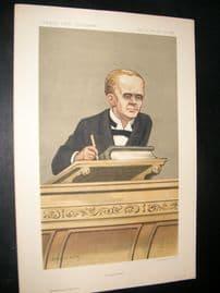 Vanity Fair Print 1912 Ralph Norman Angell Lane