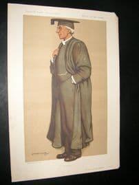 Vanity Fair Print 1912 Reverend Lionel Ford