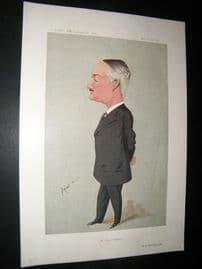 Vanity Fair Print 1913 A. Henry Savage-Landor, Explorer