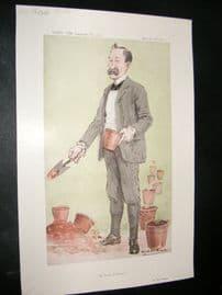 Vanity Fair Print 1913 Eden Phillpotts