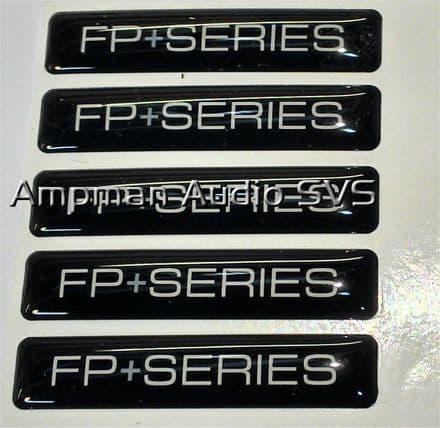 "LG ""FP+""Series sticker"