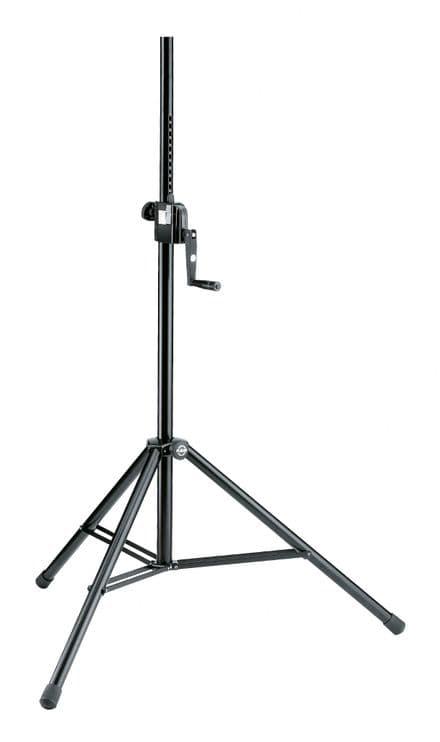 K&M 213 Speaker stand - black