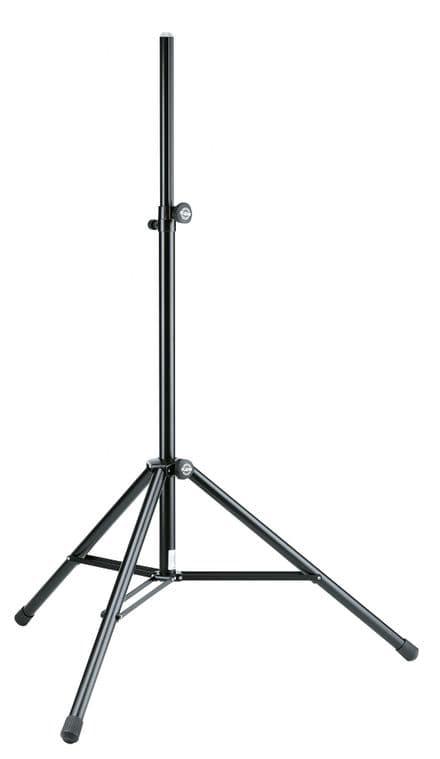 K&M 214/6 Speaker stand - black