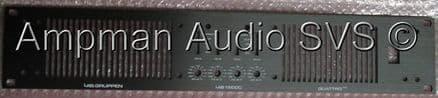 Lab.gruppen 1200C Metal Front Panel