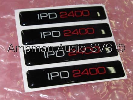 Lab.gruppen IPD2400 Sticker