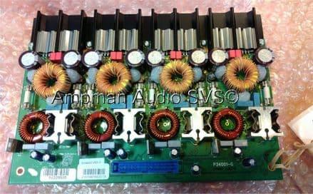 LG Line X output module