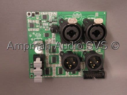 RCF 4PRO8003-AS Input Board