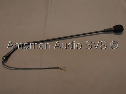 RCF Forum 9000 Microphone - Anti-Shock Goose Neck 47cm