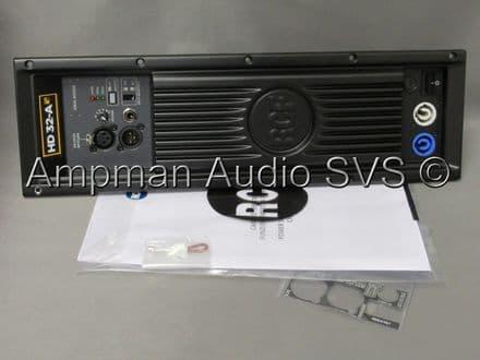 RCF HD32-A Mk4 Amplifier Module (115-230V)