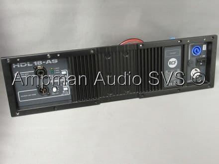 RCF HDL18-AS Amplifier Module (230V)