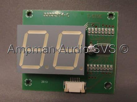 RCF TT+ 7-Segment Display Board