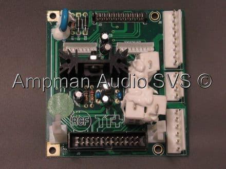 RCF TT+ Power Board Assembly