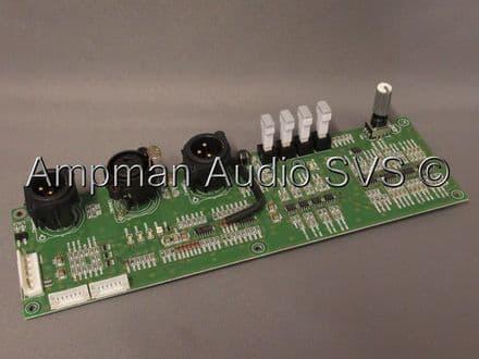 RCF TTS18-A / TTS28-A Input Board