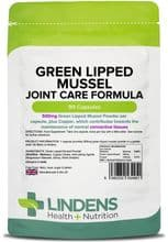 Green Lipped Mussel 500mg