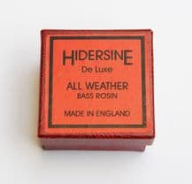 Hidersine All Weather Bass Rosin