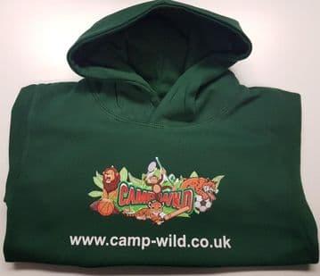Camp Wild Hoodie