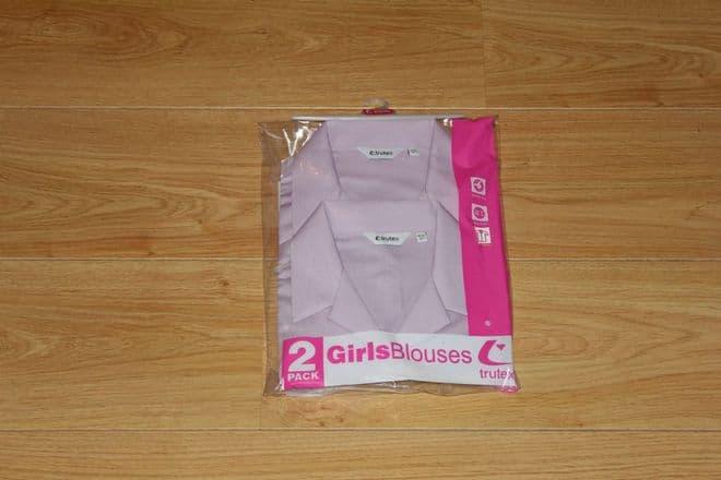 Caterham Lylac Short Sleeve Blouse (2 pack)