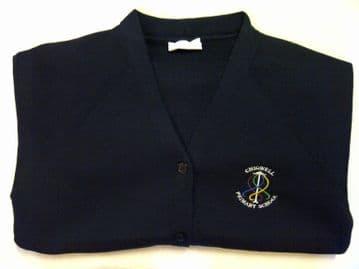 Chigwell Primary Academy Sweatshirt Cardigan