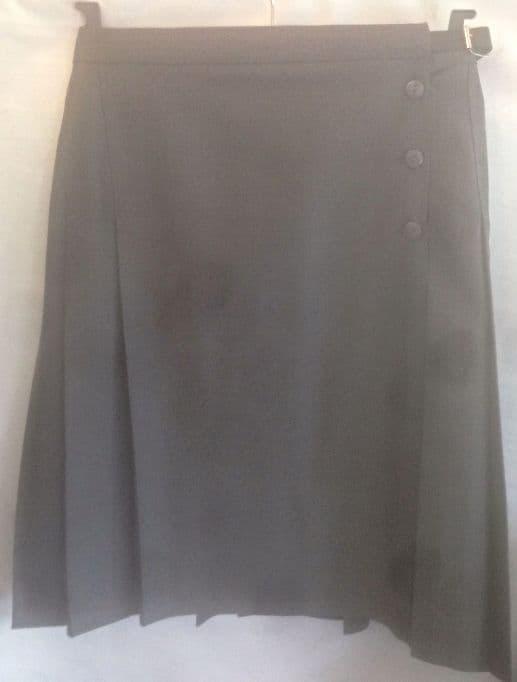 Grey Pleated Skirt (new)